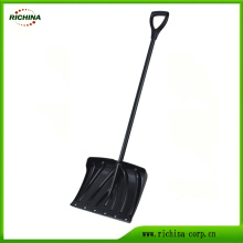18-inch Poly Blade Snow Shovel