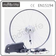 MOTORLIFE/OEM задние колеса электрический велосипед набор преобразования Китая