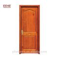 Porte en bois de teck de Foshan modèles porte d'entrée en bois de villa d'entrée de villa