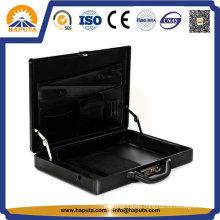 Customized Attache Aluminum Computer Cases (HL-2506)
