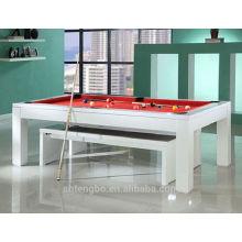 Multifunction functions pool carom billiard table on hot sale