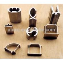 Клиентский алюминиевый трубчатый теплообменник, рабочее давление 0,2 ~ 3,1 МПа, эпоксидное покрытие