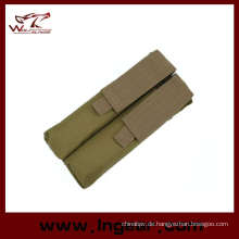 P90 Airsoft Molle Doppel Ump Magazintasche