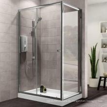Aluminio para mampara de ducha