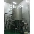 Centrifuge spray dryer of formaldehyde resin