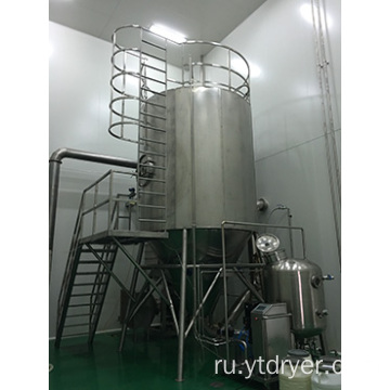 Spray Drying Equipment of Formaldehyde Silicic Acid
