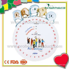 Medizinisches Dosierrad (pH02-011)