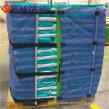 Invólucro de palete reutilizável em material de embalagem ecológico