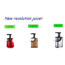 2014 Korea hot selling Stainless steel housing slow juicer with CE,ROHS ,GS ,LFGB