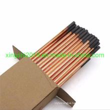 Flat Arc Air Gouging Carbon Electrode Rod