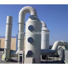 Purificador molhado dos purificadores de gás do respiradouro da fibra de vidro de FRP GRP