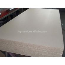 8-38mm Panel de partículas / aglomerado / tablero de fibras / tablero de partículas para muebles