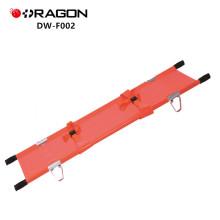 DW-F002 Emergency Aluminum Alloy folding stretcher with CE standard