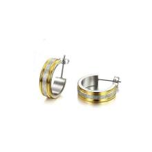 Kleine goldene Ohrstecker für Frauen, einfache Ohrstecker