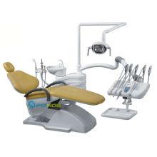 chaise d'unité dentaire (approuvée par CE et FDA) (modèle: S1916)