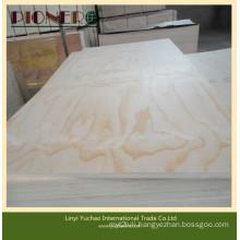 BB/CC Grade Beautiful Grain Pine Plywood for Furniture