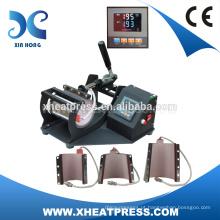 4IN1 caneca do preço baixo Máquina da imprensa do calor para a caneca mágica da sublimação