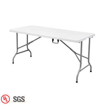 Hot Sale Plastic Folding Student Desk en stoel