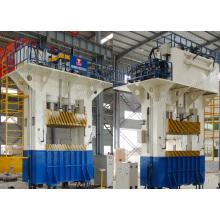 Presse d'emboutissage profond Presse hydraulique de 1500 tonnes