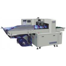 FM-650 máquina de embalagem semi-automática do filme vegetal