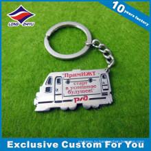 Логотип Рекламной Конкурентного Оптового Металла Автомобилей Shaped Брелок Подарок