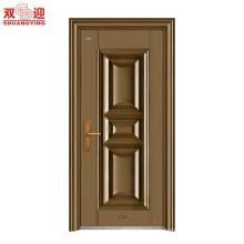 moderne Türentwürfe für Häusertür des rostfreien Stahls