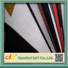Boa qualidade PVC Leather Stock
