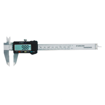 Electronic Digital Caliper with Auto-off LCD Display Screen