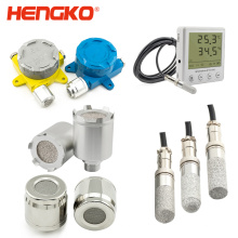 Porous Stainless Steel Explosion Proof Protection Enclosure Filter for Combustible Gas Leak Sensor Probe Detection Alarm