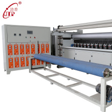 2021 New style highly equipped ultrasonic embroidery quilting machine for pillow  and coat cover with various rollers
