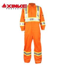 Xinke arco flash mineração atacado usado fogo retardador de roupas de proteção