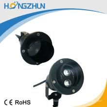 La luz llevada al aire libre 12v Ra75 del punto llevó la lámpara del jardín RGB manufaturer de China con el CE aprobado