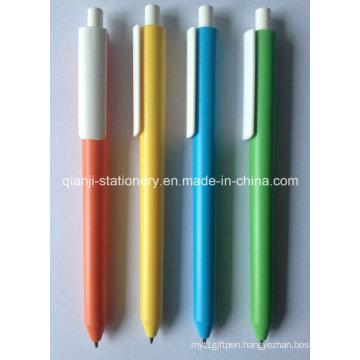 2015 New Design Plastic Ball Pen for Promtion