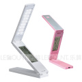 Foldable LED Reading Lamp with Calendar (LTB690C)