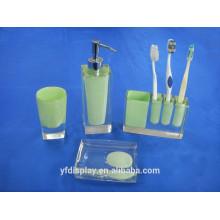 Acrylglas und Handtuchhalter für Hotelbedarf