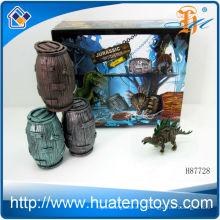 2014 Beliebteste Montage kleine Plastik Drachen Spielzeug für Kinder