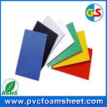 Fabricante de chapa de espuma de madera de PVC de 18 mm en China (espesor en caliente: 1.22 m * 2.44 m)