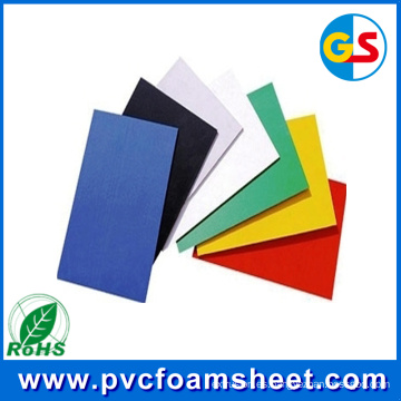 Impresión del tablero de la espuma del PVC / impresión ULTRAVIOLETA de la hoja de Sintra del PVC / tablero plástico de la impresión