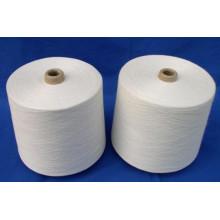 Vários tipos de fio de poliéster de algodão