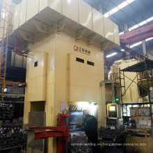 Prensa hidráulica de forja en frío de troquel de metal