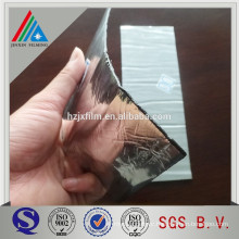 PE extruded metalized mpet film