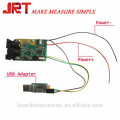 Módulo láser verde infrarrojo RS232 / RS485 405nm