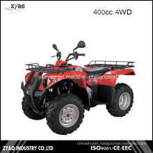 Powerful 400cc Engine ATV 4X4 4WD