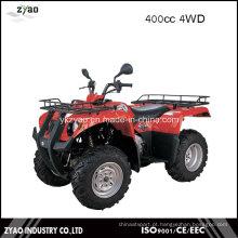 Sistema de Transmissão de eixos e CVT Tipo de Transmissão Quad 400cc ATV