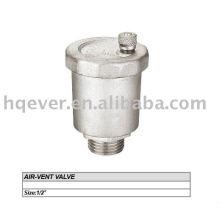 Válvula de ventilação de ar automático de alta qualidade