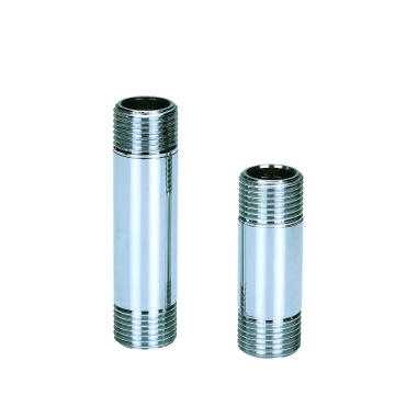 Extension M/M (chrome-plated) of Brass Screw Fittings