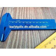Mini plastic calipers