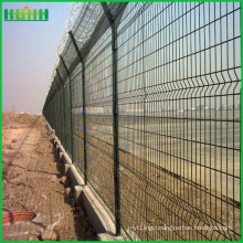 PVC coated airport Welded Wire Mesh for Fence