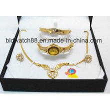 Conjunto de Presentes com Correias Mutáveis com Conjunto Jewellry