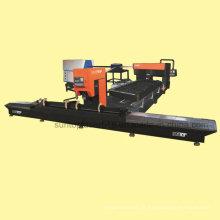 Machine à découper au laser en bois rond / Machine à découper au laser CO2